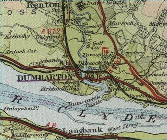 Dumbarton Map
