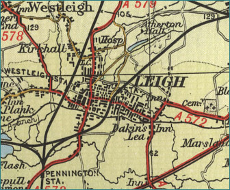 Leigh Map