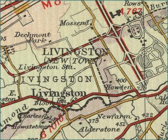 Livingston Map