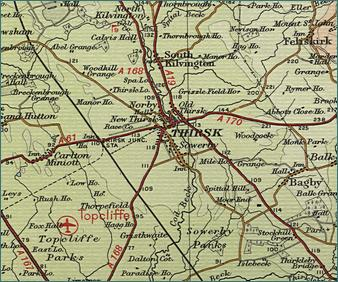 Thirsk Map